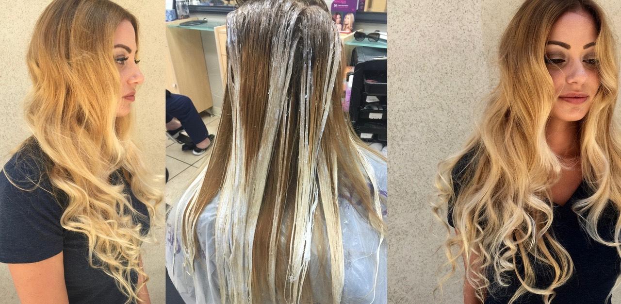 Balayage Hands on classes, ORANGE COUNTY Hair stylist Martin ...