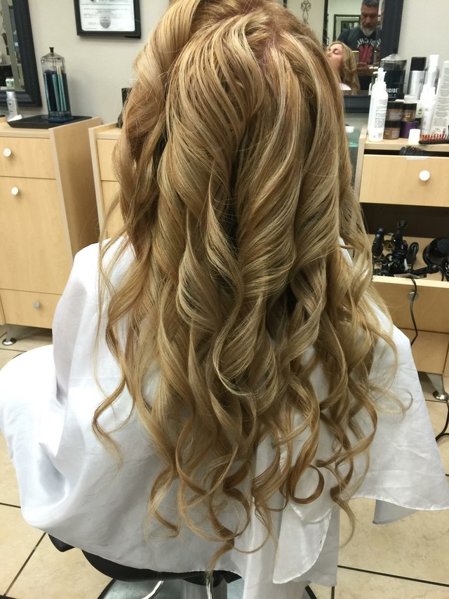 Highlights on hair 2017