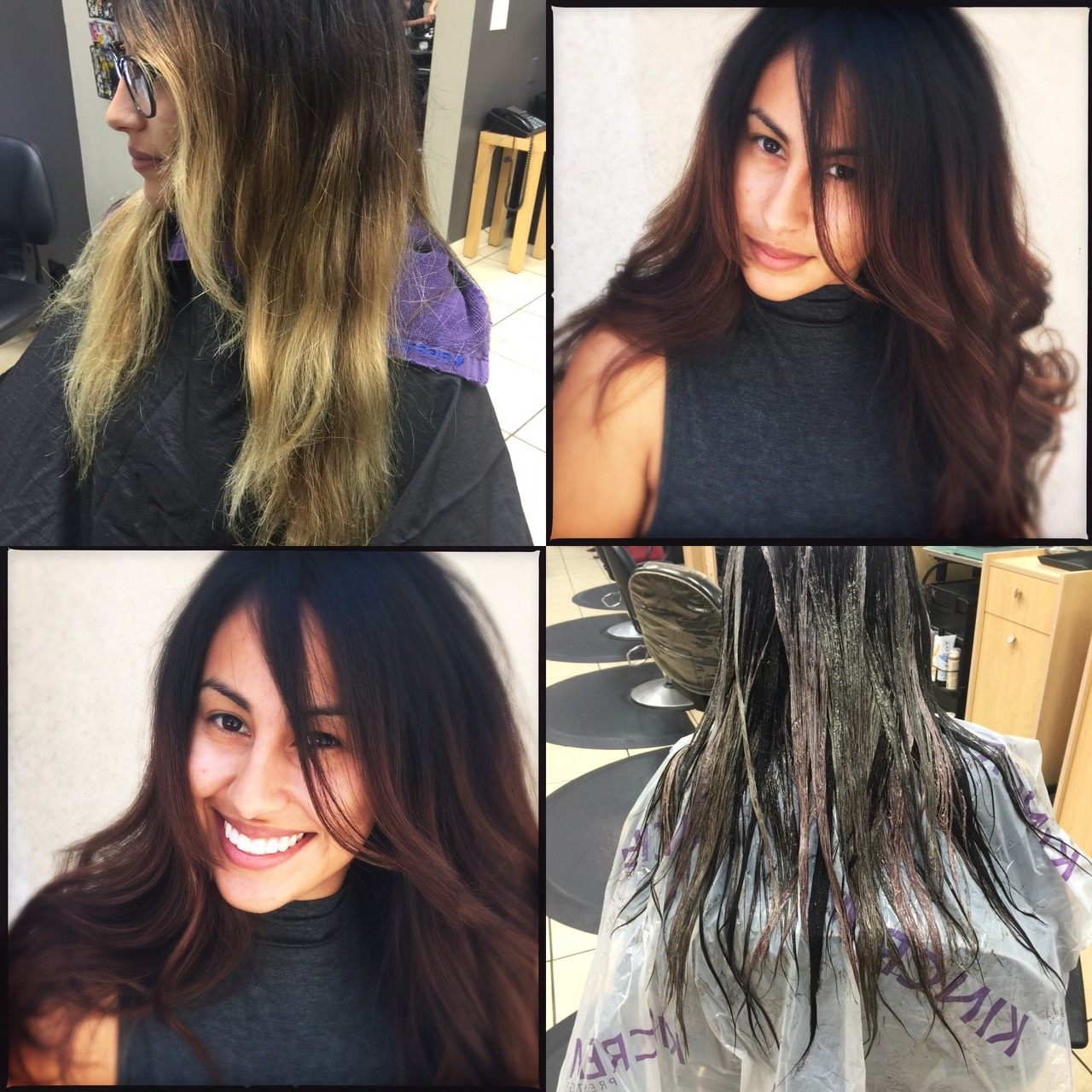 Fall And Winter Hair Colors To Compliment Your Skin Tone