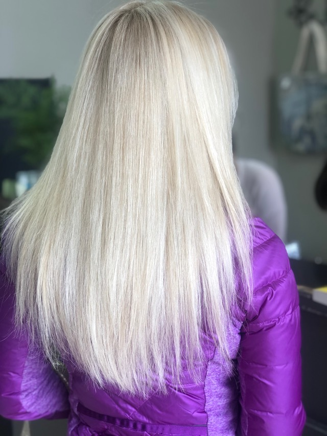 NORDIC BLONDE  HAIR COLOR