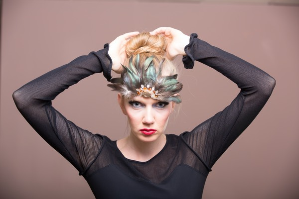 Hair styling Model Olga Aleska K